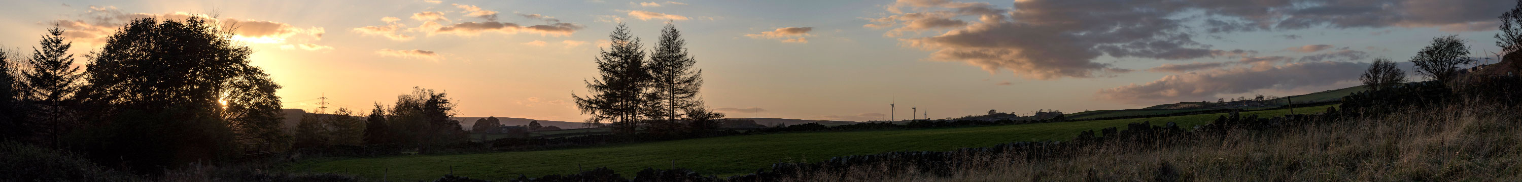View from Royd Moor area near Millhouse